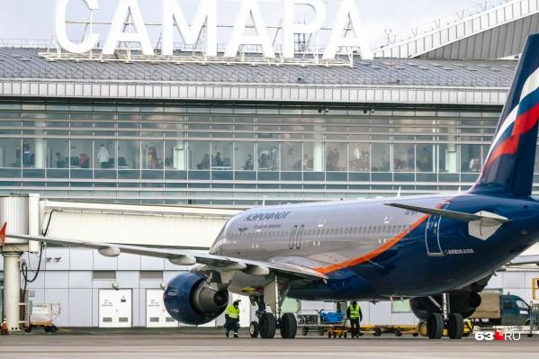 Самарский активист считает, что из аэропорта в город будет удобнее добираться на автобусе