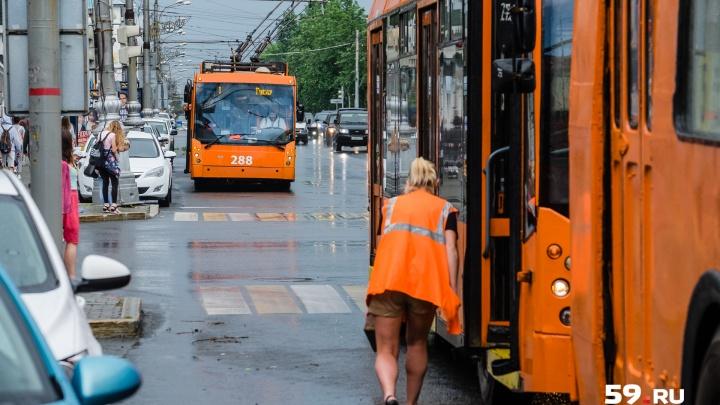 Мэрия Екатеринбурга отказалась покупать троллейбусы в Перми, где закрыли движение «рогатых»