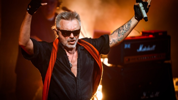 «Нужны стоячие места»: рок-группа «Алиса» перенесла концерт в Самаре