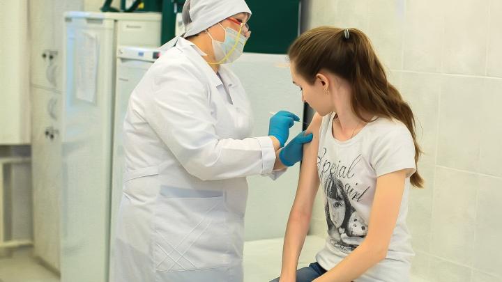 В горздраве рассказали, где челябинцы смогут бесплатно привиться от гриппа в выходные