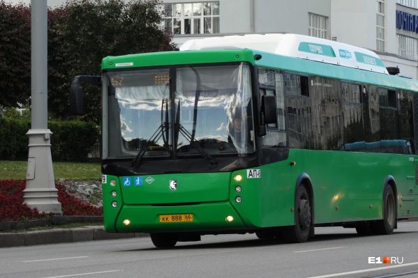 Автобусы будут объезжать ремонтируемый участок по соседним улицам