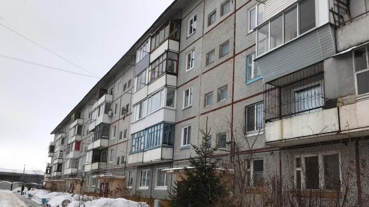 На 20-й Амурской женщина чиркнула спичкой у газовой плиты — взрывом выбило окно