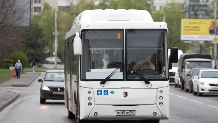 Новый автобусный маршрут свяжет ЖК «Красный Аксай» с Западным