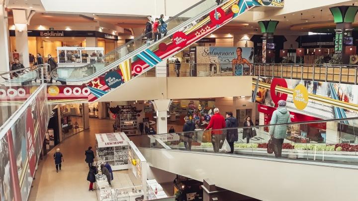 В торговых центрах Самары опять проверят системы противопожарной защиты