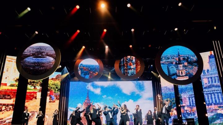 Рестошоу в Кремлевском дворце и 7 сцен в парках столицы: Волгоград подарил Москве праздничную феерию