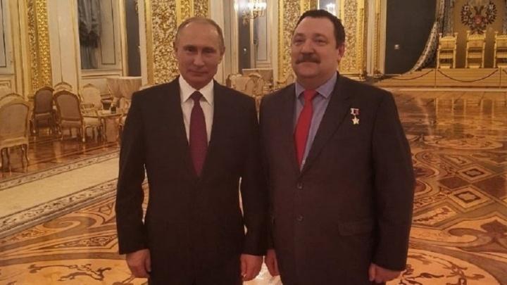 Владимир Путин пригласил на торжественный прием директора ЦПКиО