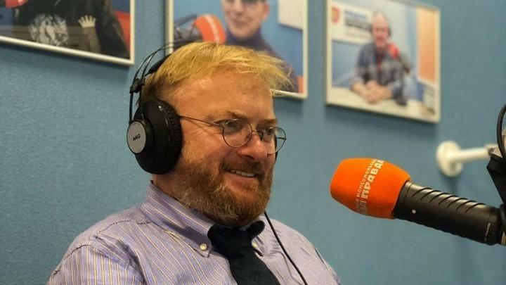 «Я бы такому предпринимателю набил морду»: депутат Милонов высказался об омском отеле с секс-куклами