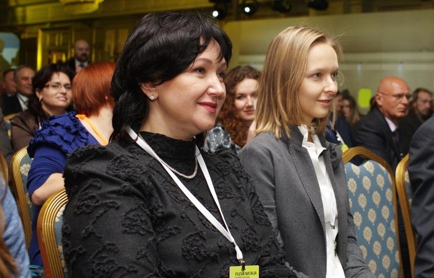 Наталия Филёва заняла 14-е место в рейтинге