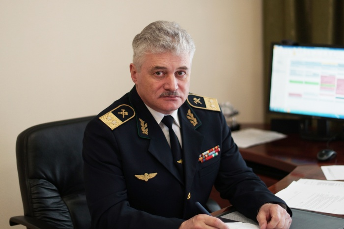 Начальник новосибирского метрополитена Аркадий Чмыхайло