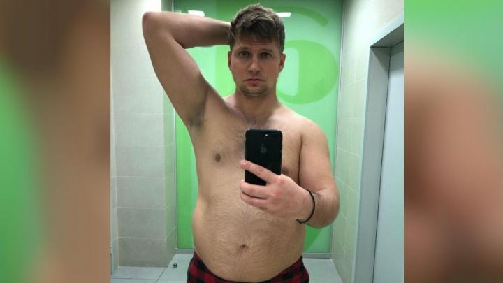 Звезда фильма «Я худею» Роман Курцын поправился на 20 килограммов: что случилось