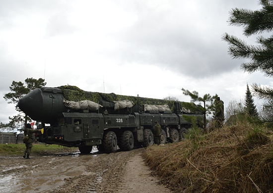 Новосибирские ракетные соединения полностью перевели на «Ярсы» в марте
