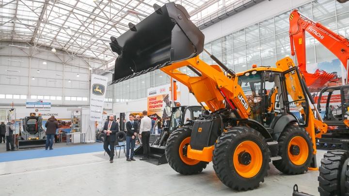 В Красноярске началась 27-я специализированная выставка «Строительство и архитектура»