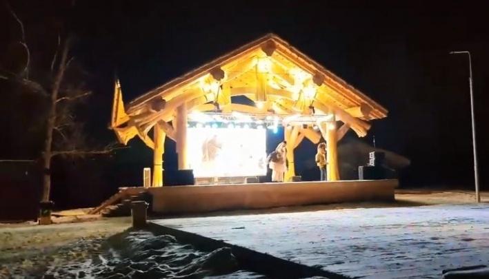 Организаторы самой грустной вечеринки страны на Татышеве объяснили отсутствие зрителей