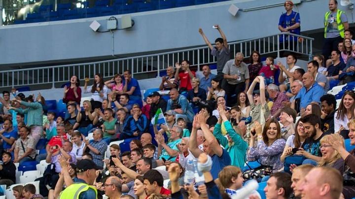 МегаФон продлевает футбольное лето в Самаре