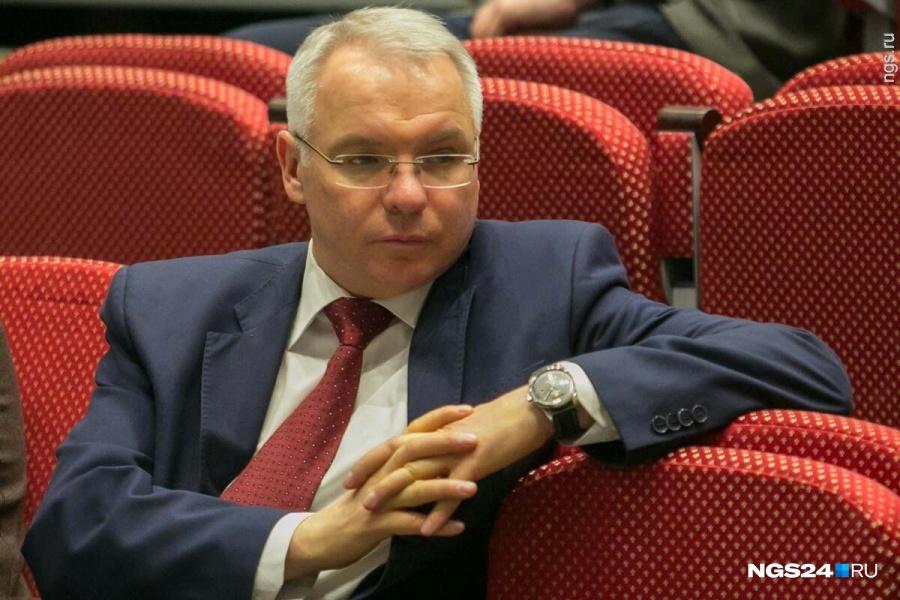 Сколько заработал загод главный полицейский Красноярского края