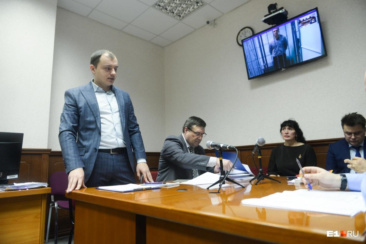 Антон Мазов заявил, что у его подзащитного нет причин скрываться