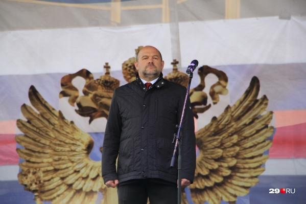 В марте-апреле Игорь Орлов занимал 84-ю строчку, теперь — 83-ю