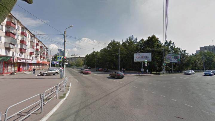 В Челябинске на три дня закроют поворот на улицу Энгельса
