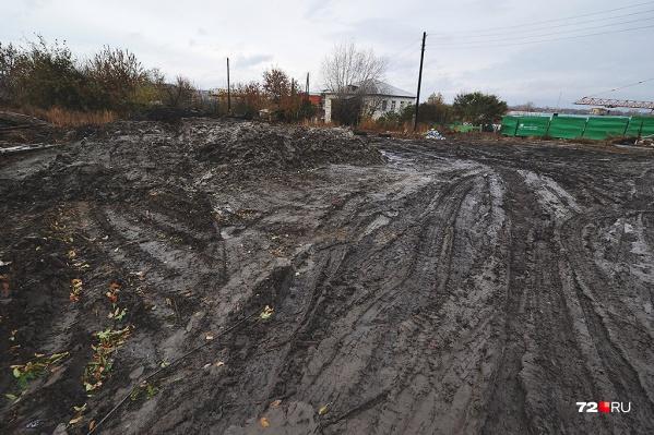 Будут избавляться и от грунтовых дорог, которые весной и осенью превращаются в непроходимую грязь