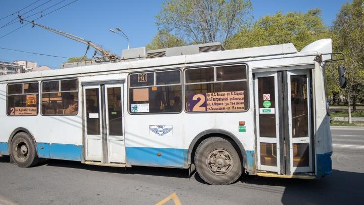 Конкурс на закупку новых троллейбусов для Ростова объявят в августе