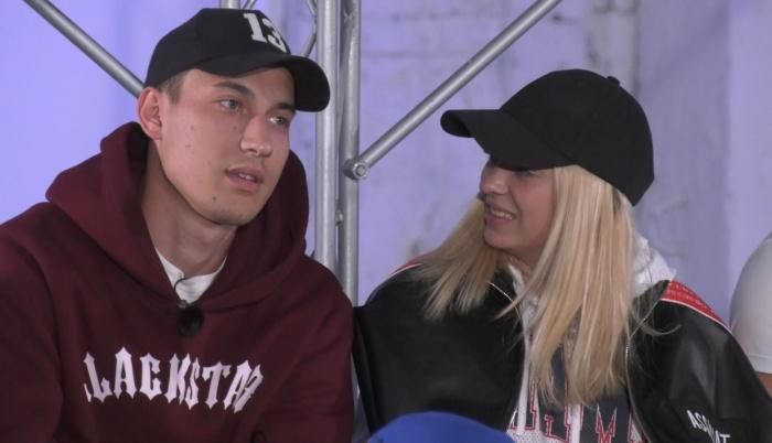 Саша и Таня пришли на шоу, чтобы сохранить отношения