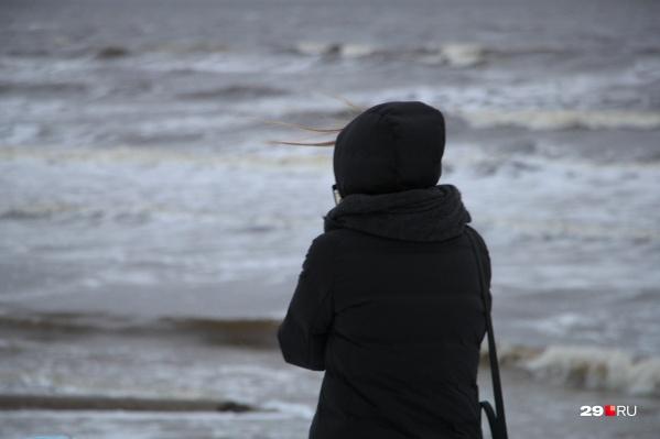 Снег, ветер, слякоть — с пятницы погода не радует