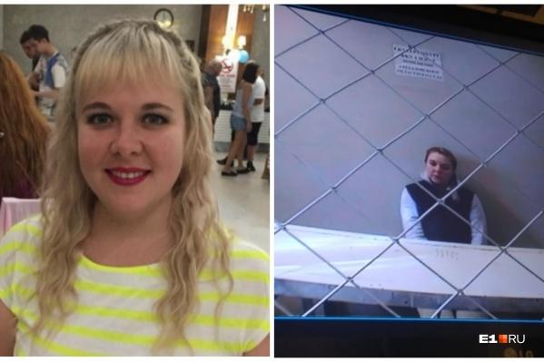 Марина Мартемьянова сбила людей в Белоярском 6 апреля