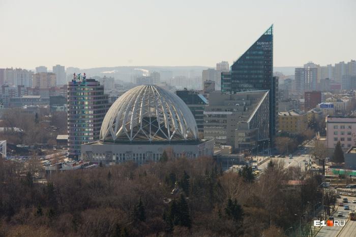 После проверки Росгосцирк выделил деньги на ремонт здания Екатеринбургского цирка