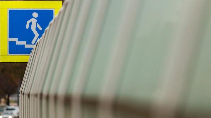 В подземном переходе у Кировского рынка поставят камеры видеонаблюдения