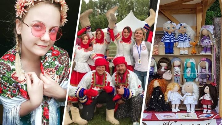 В Шушенском стартовал «Мир Сибири»: смотрим, что там происходит сейчас