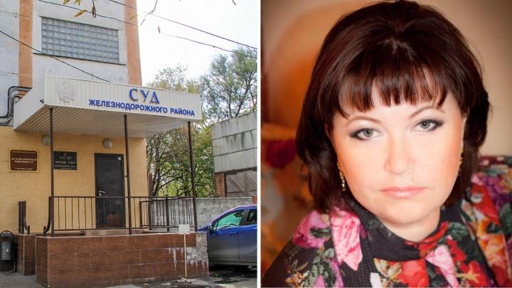 Экс-супругу члена банды Цапков Вячеслава Цеповяза арестовали на два месяца