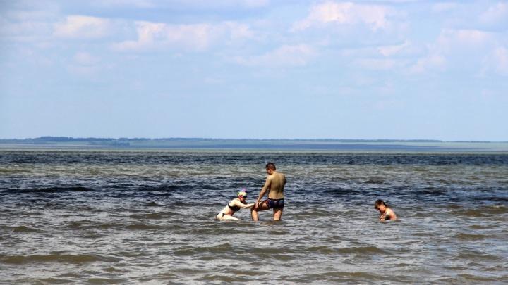 Омское «мёртвое море»: отправляемся на самое большое солёное озеро области