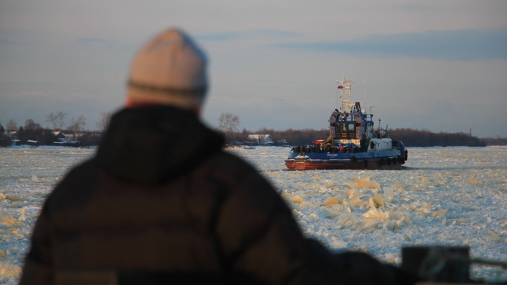 Власти Архангельска отказались в 2020 году заменить буксиры на суда ледового класса