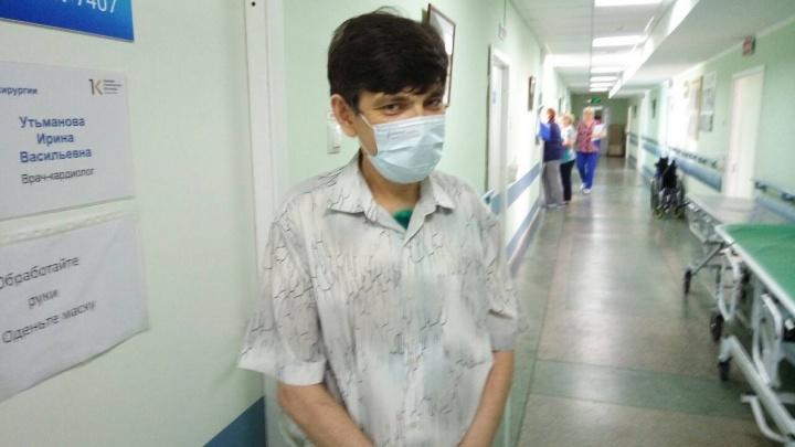 «Чувствую себя живым»: пациенту с редкой группой крови в Красноярске трансплантировали сердце