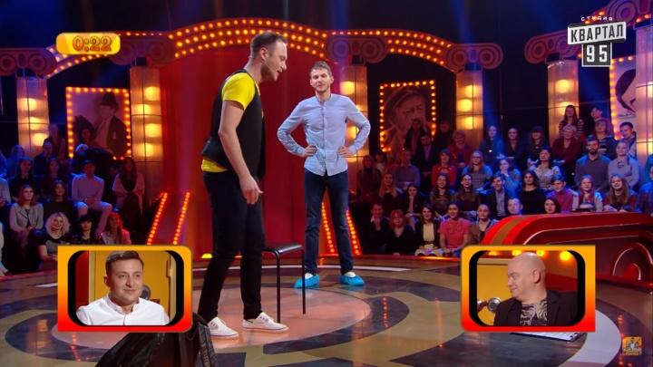 Двое из Красноярска выиграли на украинском шоу 100 тысяч шутками про бахилы