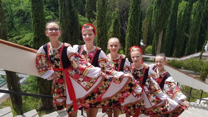 Молодые новосибирские танцовщики победили на конкурсе в Крыму
