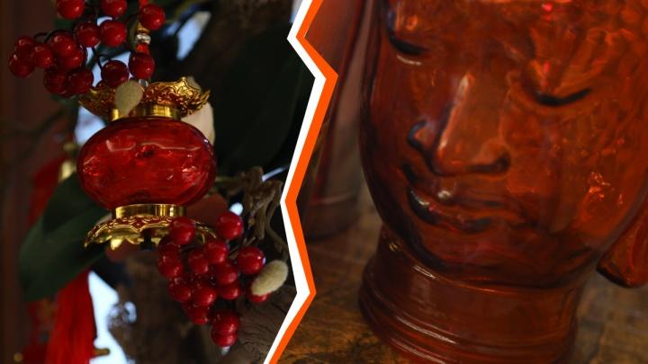 С национальными блюдами и шампанским по-русски: в Екатеринбурге отметили китайский Новый год