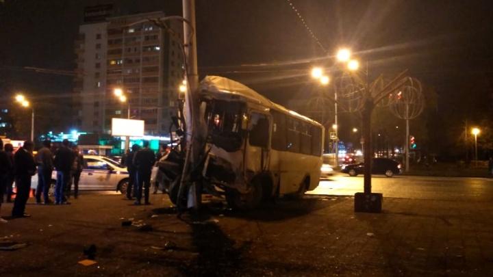 Во время ДТП с автобусом у пострадавшей в Уфе украли сумку с документами