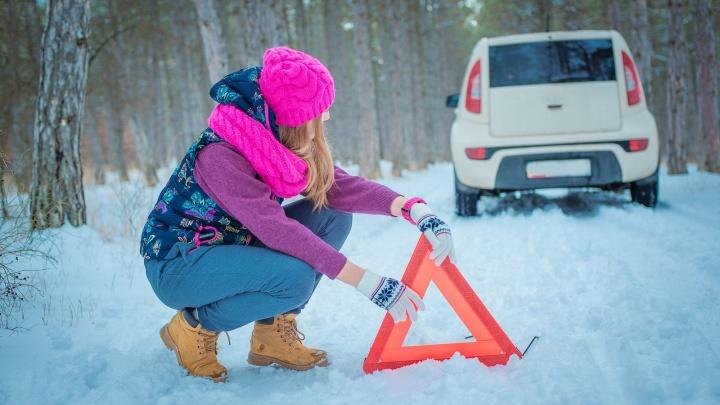 Случается с каждым: как не остаться без авто в морозы