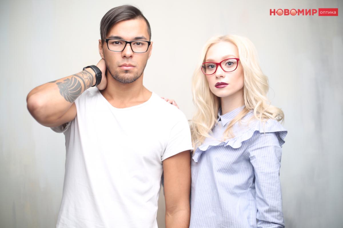 У новосибирцев появилась возможность бесплатно проверить зрение и примерить контактные линзы