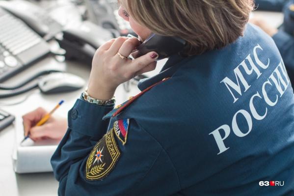 Информация у МЧС и транспортной полиции оказалась разной