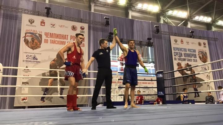 Два новосибирца стали чемпионами России по тайскому боксу— их наградили поездкой на чемпионат мира
