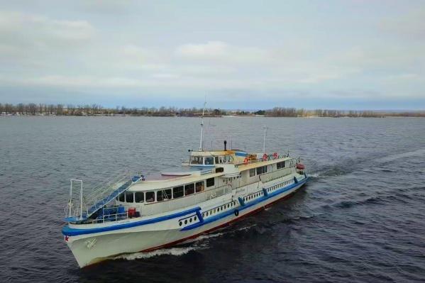 Речной трамвайчик будет работать на линии Самара — Рождествено