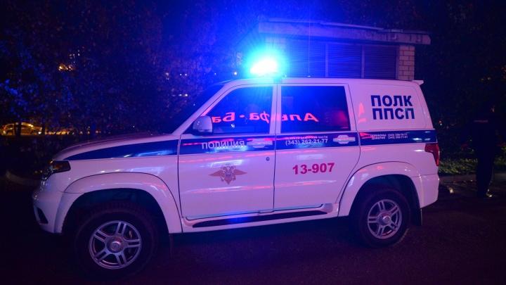 Ночью в Екатеринбурге полицейские устроили облаву на мигрантов, работающих в такси