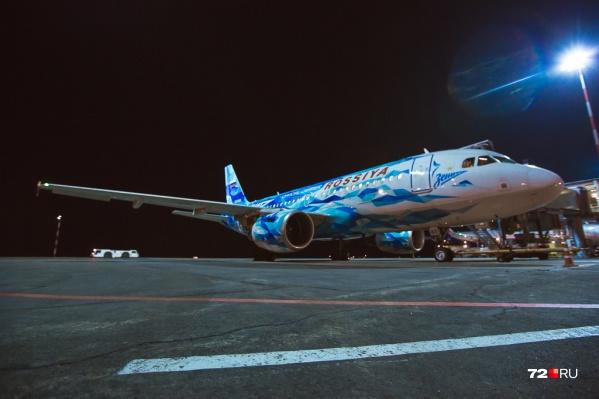 Самолёт улетел в пункт назначения, а женщине пришлось вернуться в Тюмень и погасить долг