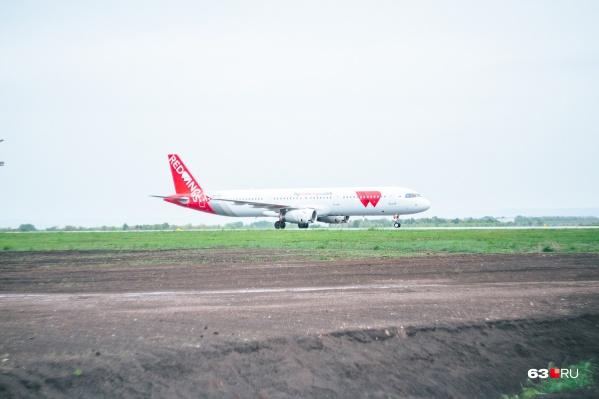 В Турцию летом из Курумоча будут вылетать 5 самолетов в день