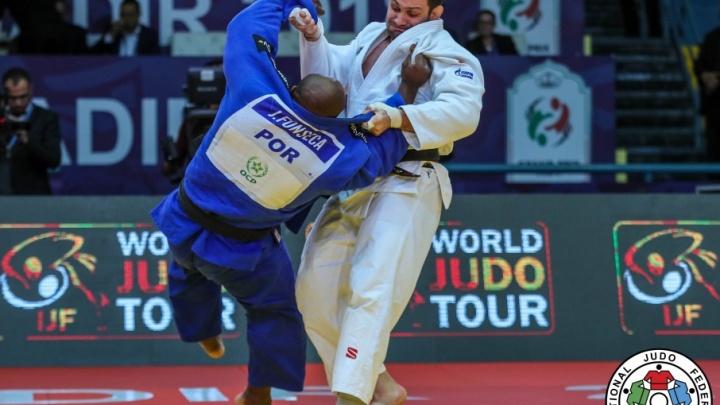 Южноуральский дзюдоист взял золото на турнире серии «Гран-при» в Африке
