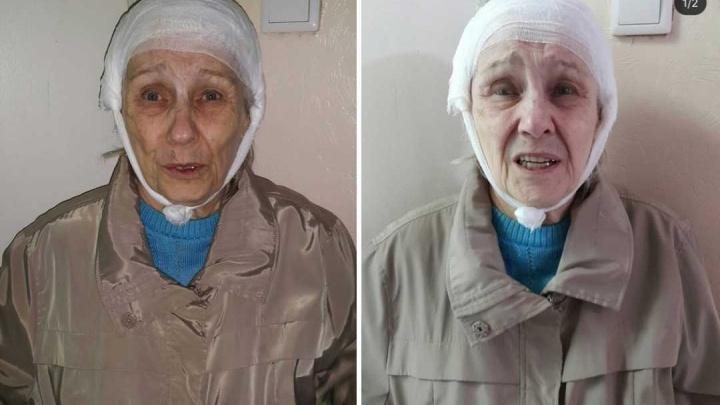 Нашлись родственники уфимской бабушки, потерявшей память