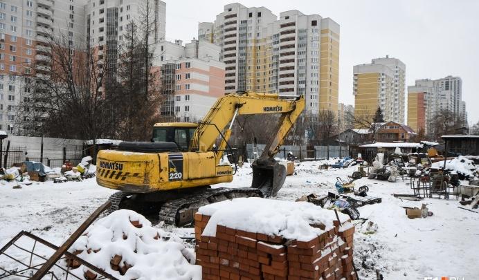 «Насильно никто не снесет»: Евгений Куйвашев — про частный сектор на Уралмаше