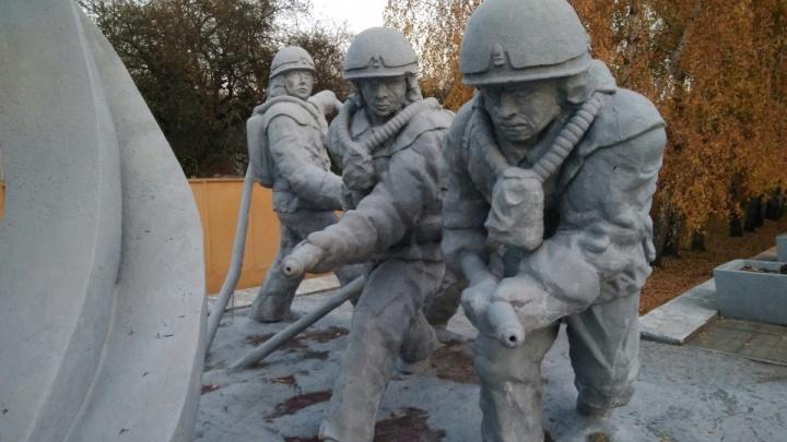 В Уфе откроют памятник ликвидаторам чернобыльской катастрофы